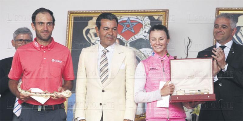 Golf: 450 millions de foyers suivront le trophée Hassan II