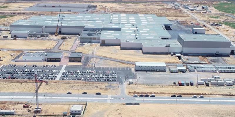 PSA Maroc: L'usine dans les starting-blocks