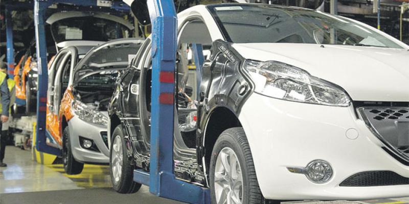 L'usine PSA: Les premières unités produites fin 2018, déjà