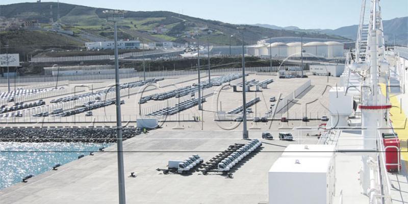 Les véhicules de PSA passeront par TangerMed