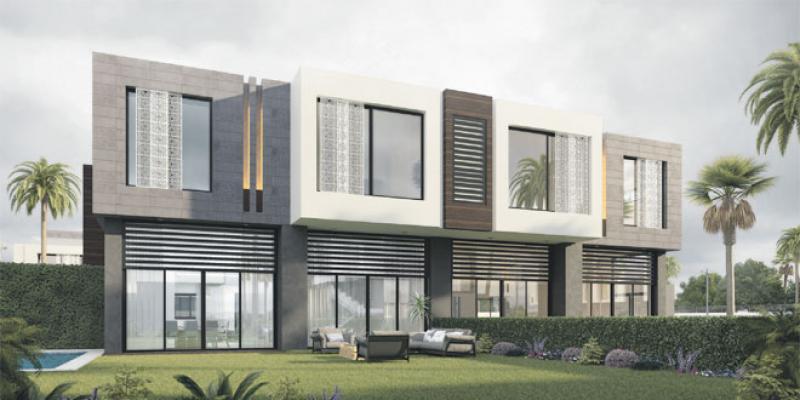 Immobilier/Quintessence: Des villas qui sortent du moule