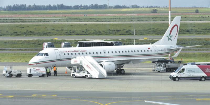 Les mesures de sauvetage pour Royal Air Maroc
