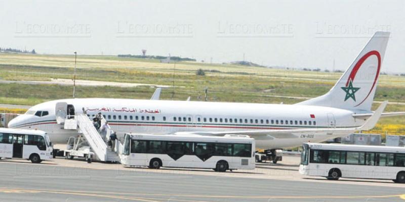 Royal Air Maroc: Forte demande sur les vols domestiques