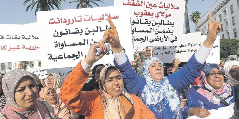 Droits des femmes: Ramid, «Monsieur Gaston Lagaffe»