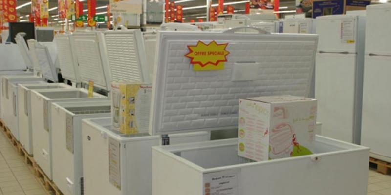 Réfrigérateurs: Le face-à-face des grandes marques