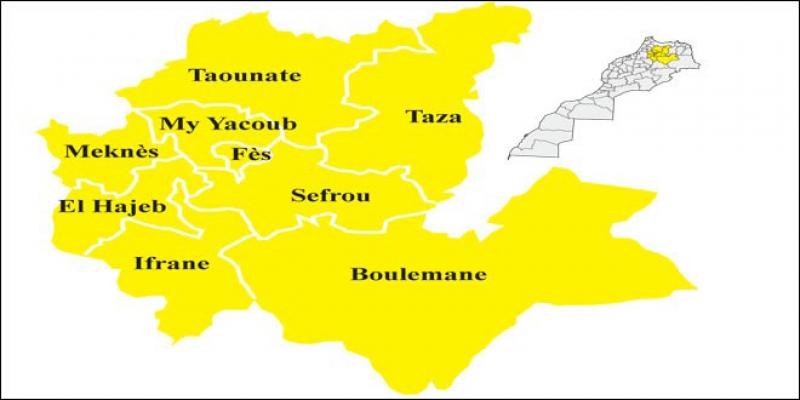 Régionalisation avancée: Les cinq batailles du territoire Fès-Meknès