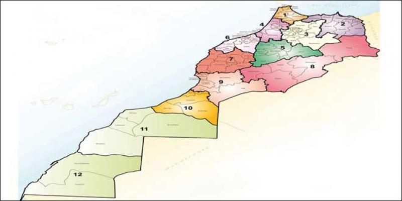 Régionalisation: Nouvelle salve de décrets