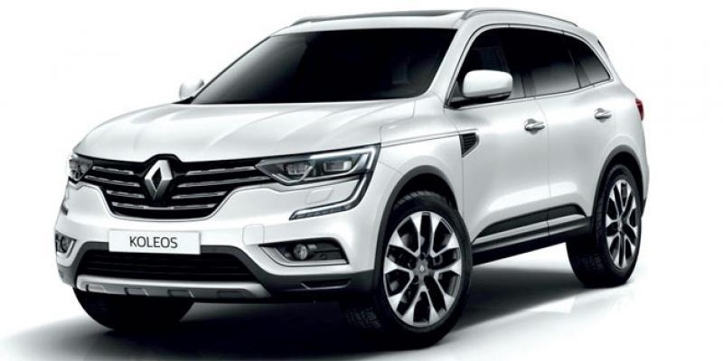 Renault Koléos: La 2e génération lancée