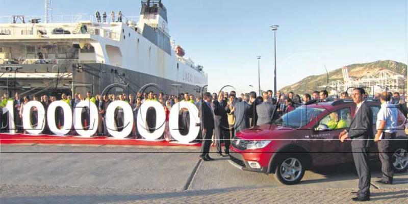 Export: Renault franchit la barre du million