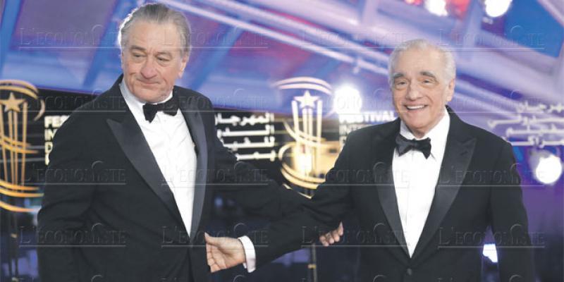 Festival du film de Marrakech: En conversation avec Robert De Niro