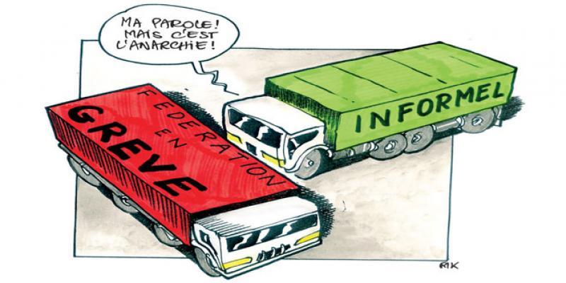 Les transporteurs menacent de bloquer les ports