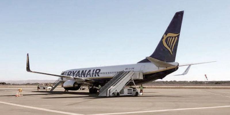 Aérien: Ryanair se positionne sur Essaouira