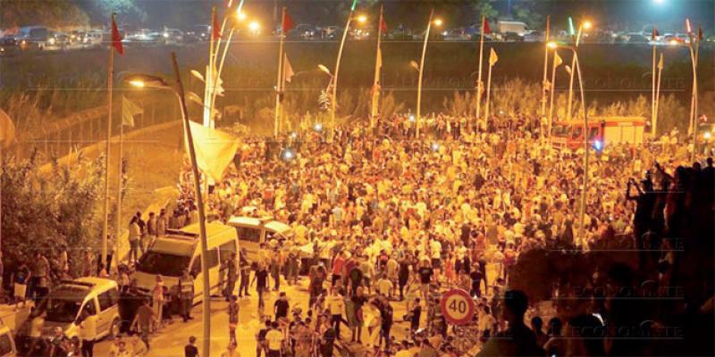 Chaos estival à Saïdia