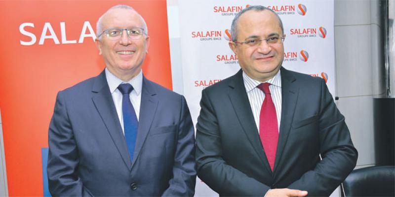Salafin entame sa transformation digitale