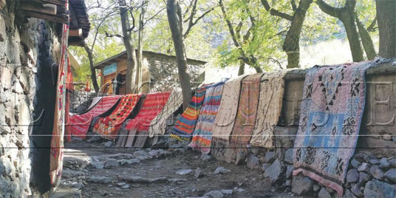 Rabat: Une foire pour rendre au tapis traditionnel son prestige