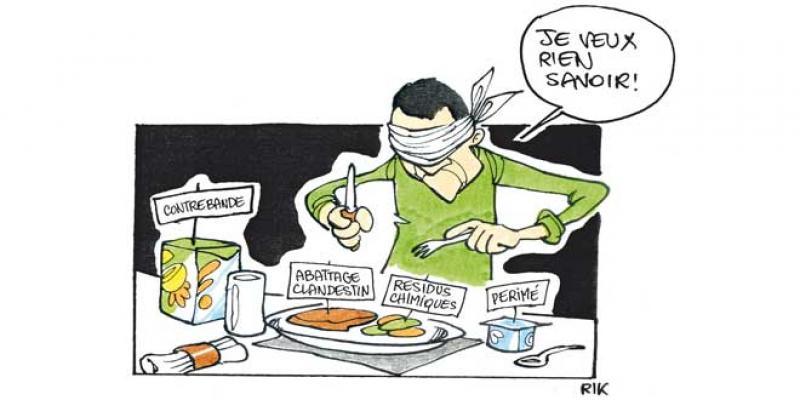 Salubrité alimentaire: Notre assiette est-elle sécurisée?