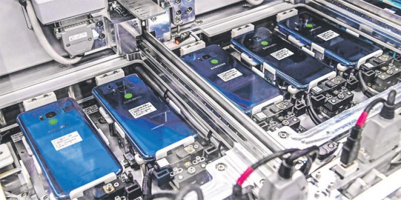 Semi-conducteurs: Samsung détrône Intel