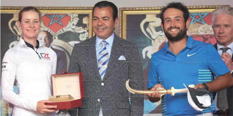 Golf: 650 millions de foyers suivront le trophée Hassan II