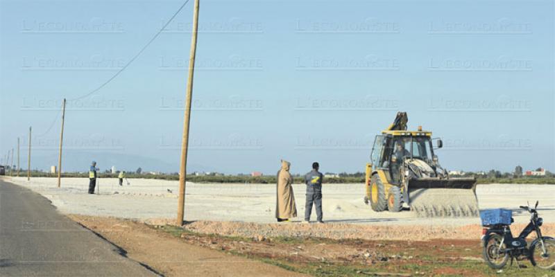 Sefrou-ZI d'Aïn Cheggag: Lancement imminent des travaux de viabilisation