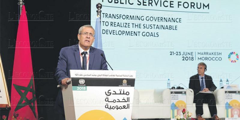 Service public L'impératif de la reddition des comptes