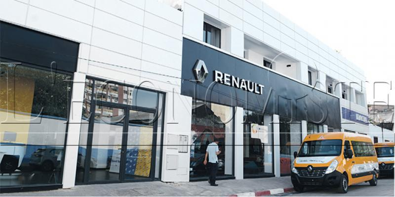 Renault Maroc s'offre un showroom à Fès