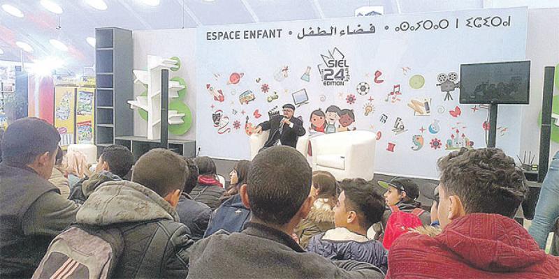 SIEL 2018: La grand-messe du livre à Casablanca