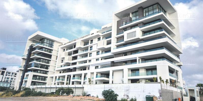 Sindibad Beach Resort: La 1re tranche livrée