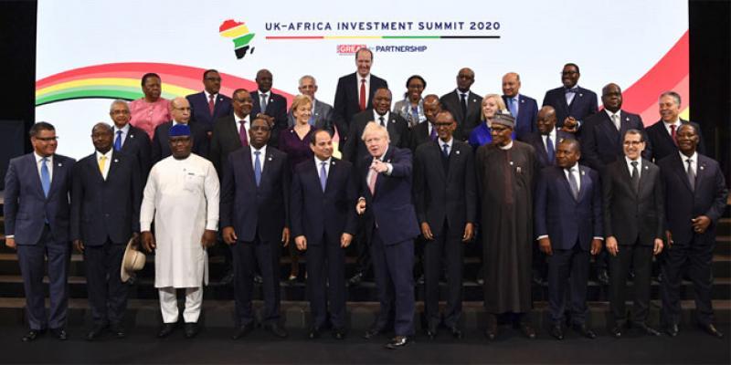 Sommet afro-britannique: Des enjeux pour le Maroc