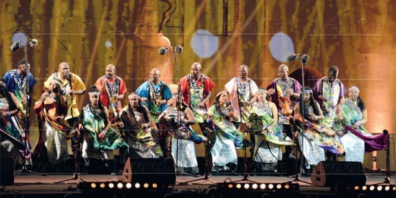 Musiques sacrées: Le gospel «soufi» enchante à la clôture