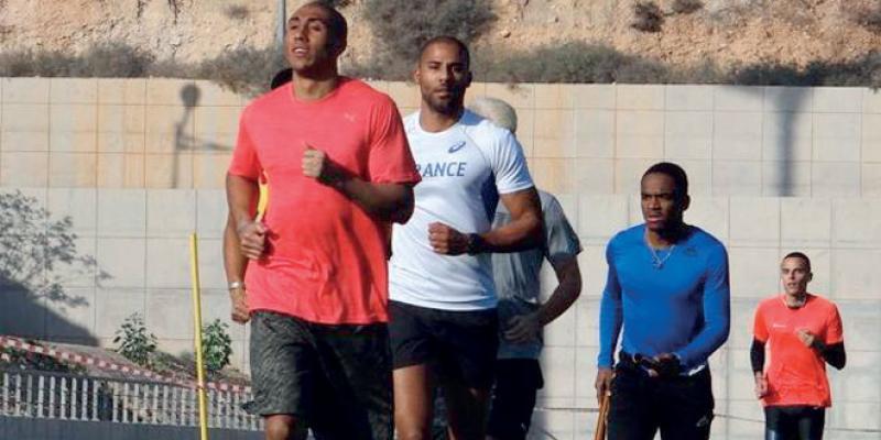Agadir, destination sportive pour les athlètes français