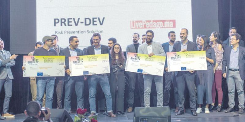 Startup Maroc donne un coup de pouce aux entrepreneurs