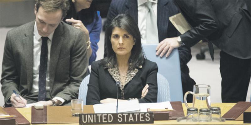 Statut de Jérusalem: Washington campe sur ses positions