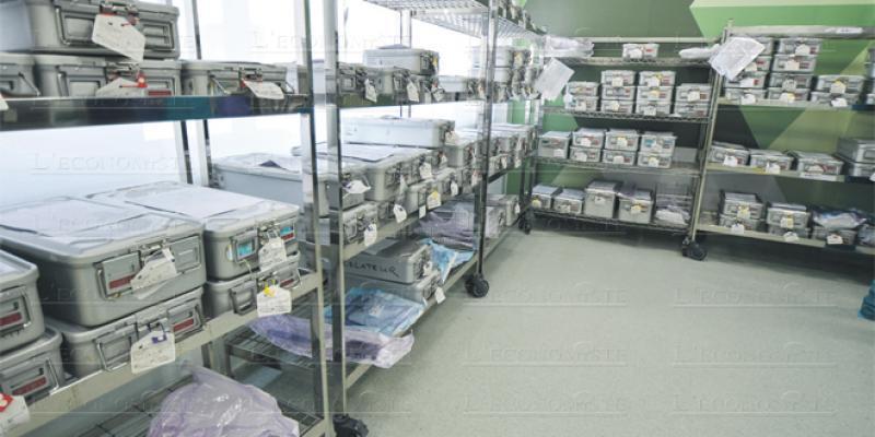 Stérilisation hospitalière: Faire la guerre aux microbes, tout un métier!