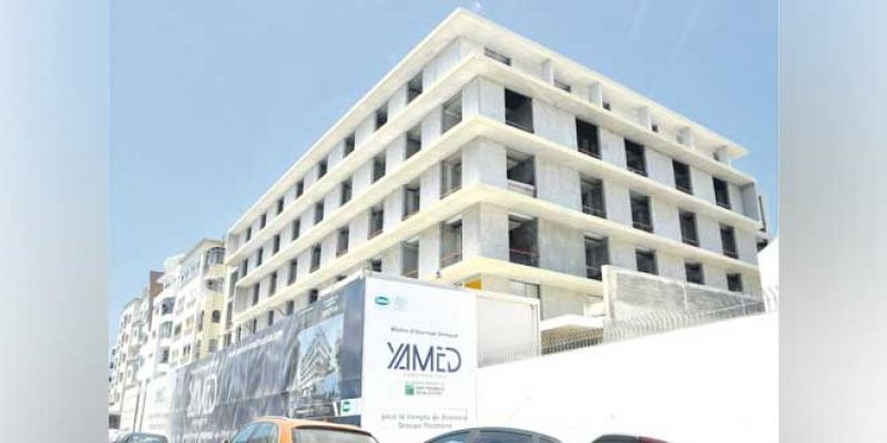 Strelysia: Nouveau concept d'appart-hôtel
