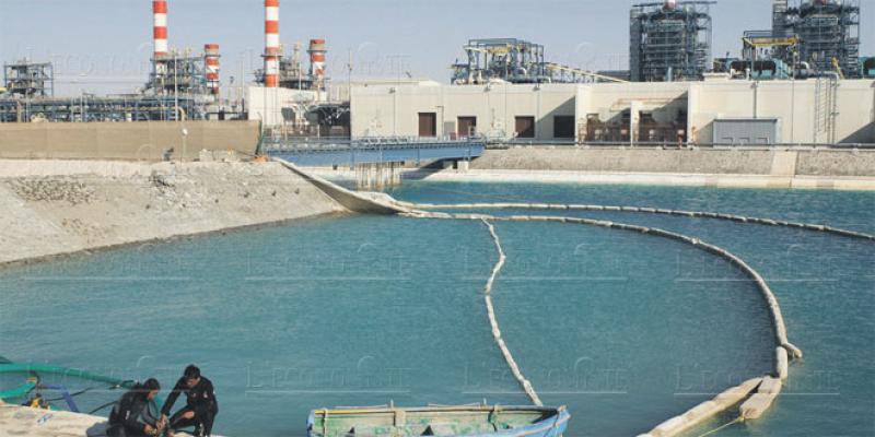 Contre le stress hydrique, les stations de dessalement