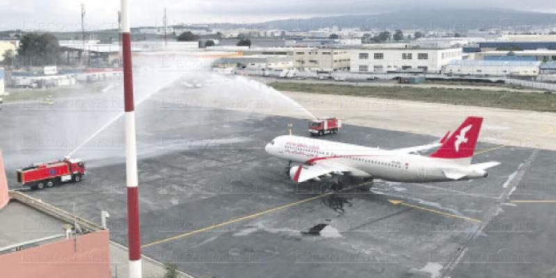 Tanger: L'aérien gagne des places