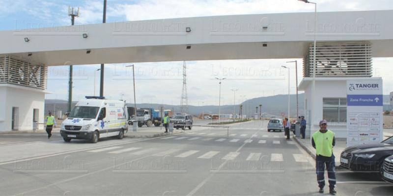 Tanger Automotive City: Une plateforme logistique pour l'industrie automobile