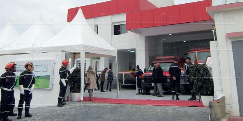 Tanger: L'Azit s'offre de nouveaux équipements