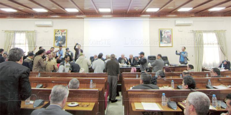 Tanger: La crise du budget s'enlise