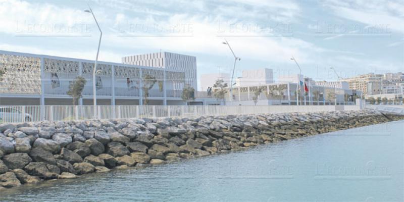 Tanger: Un duty free pour le port