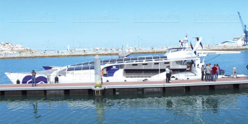 Tanger: Plus que 2 jours pour admirer l'Energy Observer