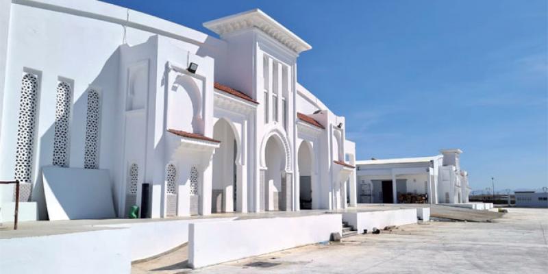 Tanger: Le marché de gros entre en scène