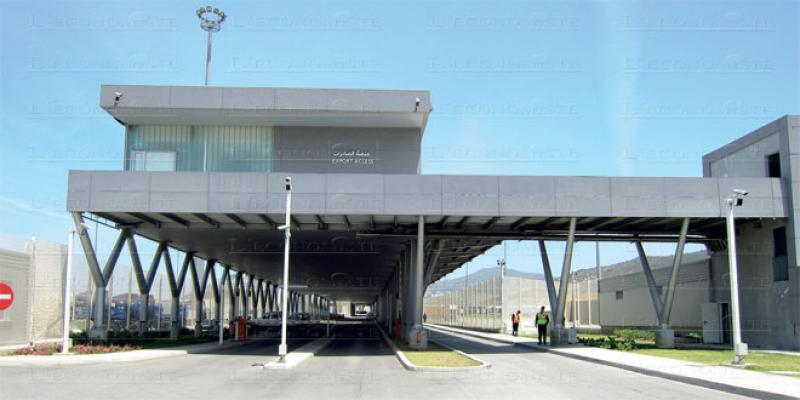 Import-export: Tanger Med se dote d'un 3e scanner