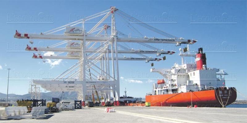 TangerMed II: Un terminal high-tech pour APM Terminals