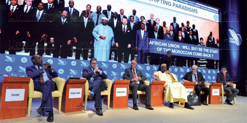 Tanger: Medays décortique l'adhésion du Maroc à la Cedeao