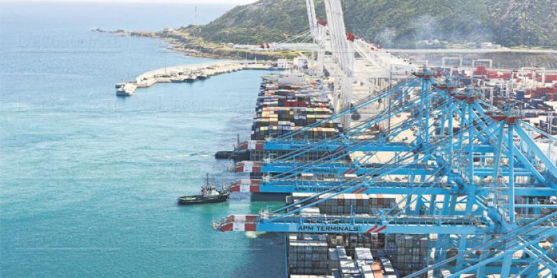 Trafic portuaire: Rebond annoncé des sorties des phosphates et dérivés