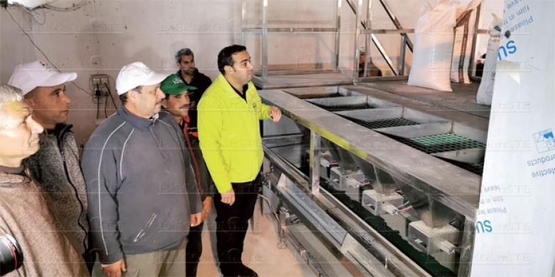 Taounate-Agriculture/ L'OCP renforce son offre de fertilisation
