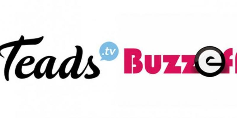 Communication digitale: Pourquoi Teads s'offre Buzzeff