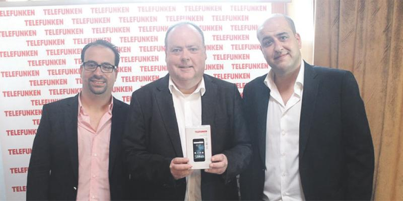 Retour de Telefunken mais dans le mobile