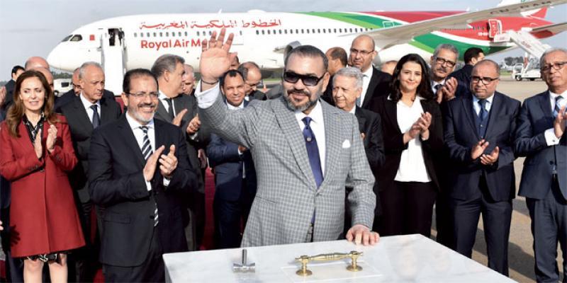 Un nouveau terminal pour Rabat-Salé